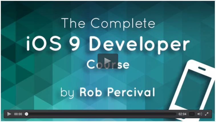 The Complete iOS 9 Developer Course